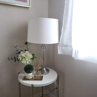 ザラホーム(ZARA HOME)の値下げ♪ZARAHOME大きなテーブルランプ(テーブルスタンド)