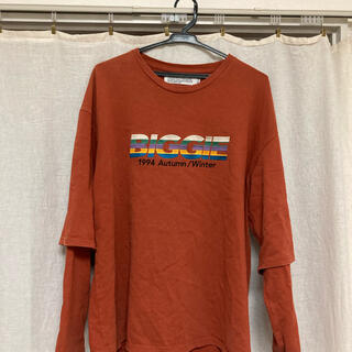 アンユーズド(UNUSED)のdairiku ロンT(Tシャツ/カットソー(七分/長袖))