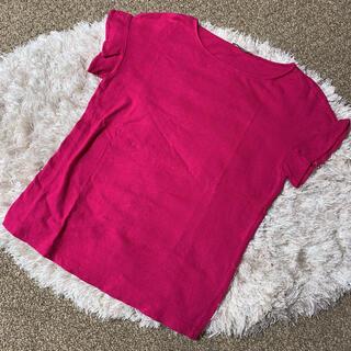 セオリーリュクス(Theory luxe)のセオリーリュクス Tシャツ トップス フリル(Tシャツ(半袖/袖なし))