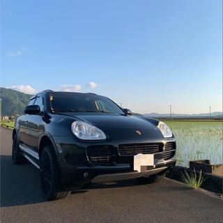 Porsche - ポルシェ カイエンS  4.6cc  左H  低走行