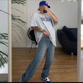 Supreme - ダメージボーイフレンドデニム JADED LONDON fashion nova