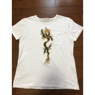 ヴィヴィアンタム(VIVIENNE TAM)のヴィヴィアンタム ドラゴンTシャツ(Tシャツ(半袖/袖なし))