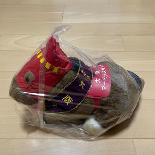 美品 新品同様 マーベラスサンデー 大阪杯 アバンティー Sサイズ(ぬいぐるみ)