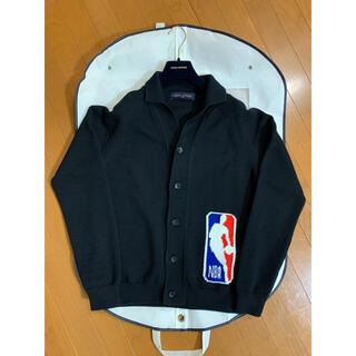 ルイヴィトン(LOUIS VUITTON)のルイヴィトン NBAコラボ LVXNBA ニットジャケット 最終価格(ブルゾン)
