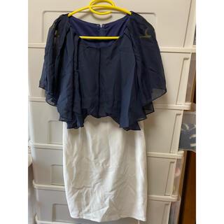 デイジーストア(dazzy store)のキャバ嬢ドレス、ラウンジ(ひざ丈ワンピース)