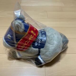 美品 新品同様 クロフネ ジャパンカップダート アバンティー Sサイズ(ぬいぐるみ)