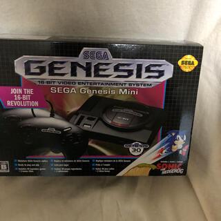 セガ(SEGA)のsega genesis  mini(家庭用ゲーム機本体)