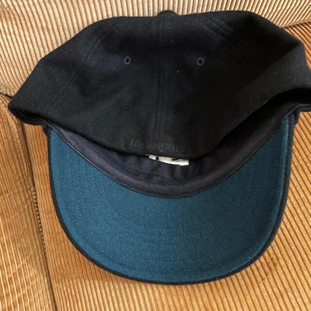 XLARGE(エクストララージ)のXLARGE WOOL CAP メンズの帽子(キャップ)の商品写真