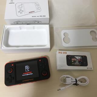 ☆定番のRG350 Micro SD 128GB  32GB ☆美品!(携帯用ゲーム機本体)