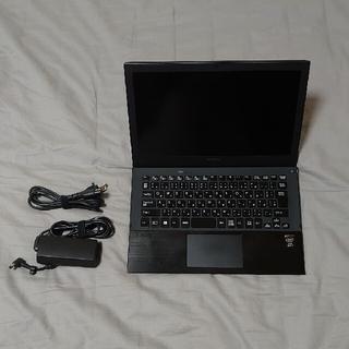 バイオ(VAIO)の【美品】SONY VAIO Pro 11 SVP1122SGJ SSD256GB(ノートPC)