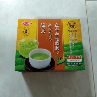 大正製薬 - 大正製薬血中中性脂肪が高めの方の緑茶