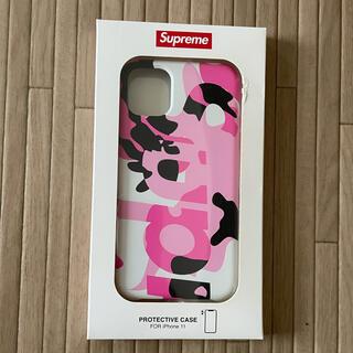 シュプリーム(Supreme)のiPhone11ケース(iPhoneケース)
