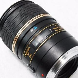 タムロン(TAMRON)のマクロレンズ TAMRON SP Di 90mm F2.8(レンズ(単焦点))