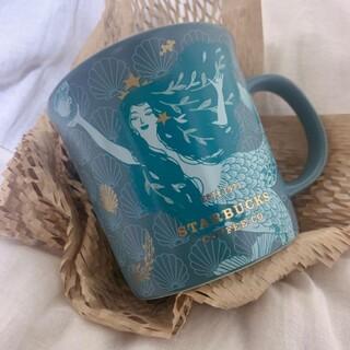 スターバックスコーヒー(Starbucks Coffee)のスタバ マグカップ アニバーサリー2020(グラス/カップ)