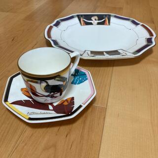 シセイドウ(SHISEIDO (資生堂))のSHISEIDO カップ・ソーサー・皿【非売品】(食器)