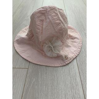 プチバトー(PETIT BATEAU)のおだ様専用 petit bateau 帽子 24/36m 95cm(帽子)