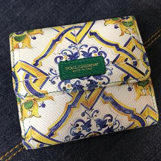 ドルチェアンドガッバーナ(DOLCE&GABBANA)のDOLCE & GABBANAお財布(財布)