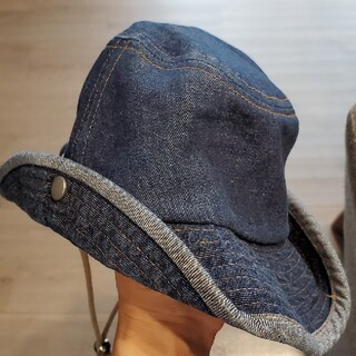 クミキョク(kumikyoku(組曲))のKUMIKYOKU 帽子 S(帽子)
