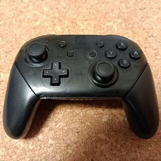 ニンテンドースイッチ(Nintendo Switch)のNintendo SWITCH PROコントローラー 純正品1(その他)