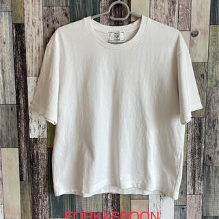 ドアーズ(DOORS / URBAN RESEARCH)のTシャツ レディース フォークアンドスプーン アーバンリサーチドアーズ(Tシャツ(半袖/袖なし))