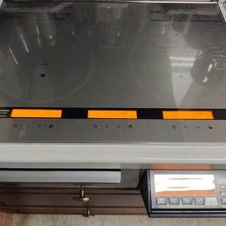 パナソニック(Panasonic)のIHクッキングヒータ、panasonicラクッキングリルYシリーズ(調理機器)