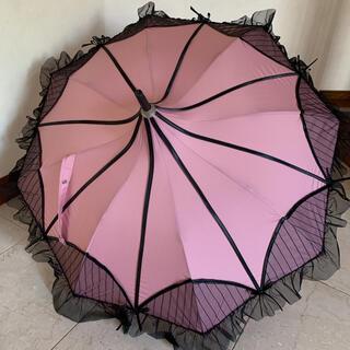 シャンタルトーマス(Chantal Thomass)のシャンタルトーマス フランス製 晴雨兼用傘(傘)