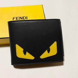 FENDI - 新品未使用!送料込み★FENDI★折財布BAG BUGS