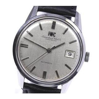 インターナショナルウォッチカンパニー(IWC)のIWC アンティーク デイト cal,8541B  自動巻き メンズ 【中古】(腕時計(アナログ))