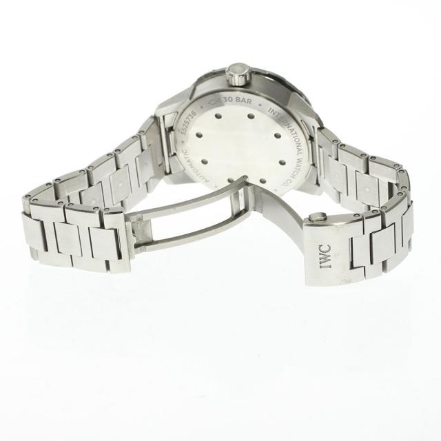 IWC(インターナショナルウォッチカンパニー)の☆良品 IWC アクアタイマー  IW329002 自動巻き メンズ 【中古】 メンズの時計(腕時計(アナログ))の商品写真
