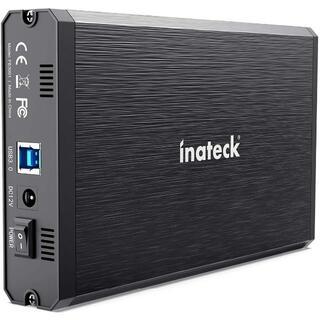 Inateck: 2.5/3.5インチ USB3.0 HDD外付けケース(PC周辺機器)