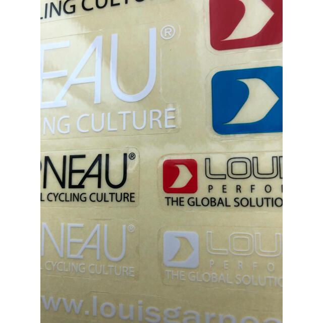 LOUIS GARNEAU(ルイガノ)のルイガノ ステッカー  スポーツ/アウトドアの自転車(その他)の商品写真
