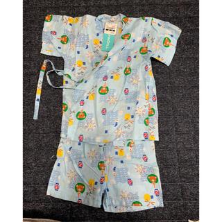 ニシマツヤ(西松屋)の新品タグ付き 甚平90(甚平/浴衣)