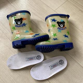 mikihouse - ミキハウス 長靴 13.0cm