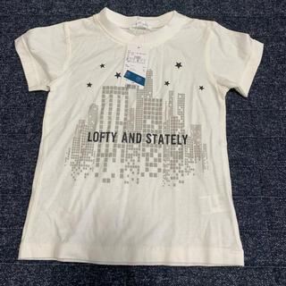 サンカンシオン(3can4on)の新品タグ付き Tシャツサイズ100(Tシャツ/カットソー)