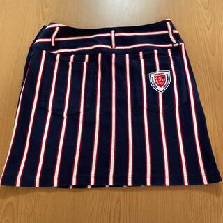 23区 - 23区 縦縞ゴルフスカート サイズ61