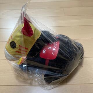 美品 新品同様 ハギノリアルキング 目黒記念 アバンティー Sサイズ(ぬいぐるみ)