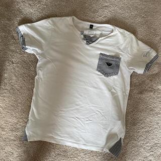 アルマーニ ジュニア(ARMANI JUNIOR)のcittanさま専用 アルマーニ ジュニア Tシャツ 5歳(Tシャツ/カットソー)