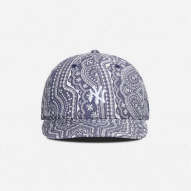 NEW ERA(ニューエラー)のkith キス bandana バンダナ キャップ cap new era メンズの帽子(キャップ)の商品写真