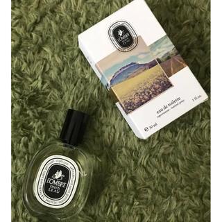 ディプティック(diptyque)の美品 香水 Diptyque ディプティック ロンブルダンロー オードトワレ(ユニセックス)