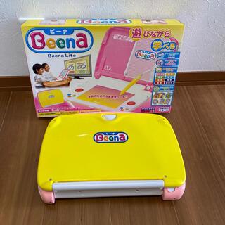 バンダイ(BANDAI)の【知育玩具】ビーナ レアソフト2本セット♪(家庭用ゲーム機本体)