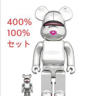 メディコムトイ(MEDICOM TOY)のBE@RBRICK SORAYAMA × 2G 100% & 400%(その他)