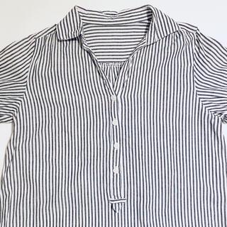 ニシマツヤ(西松屋)のマタニティ・授乳服 シャツ(マタニティトップス)