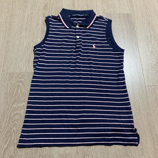 Polo Golf - POLO GOLF ノースリーブ ポロシャツ