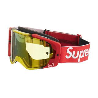 シュプリーム(Supreme)のSupreme x Honda x Fox Racing Vue ゴーグル 赤(装備/装具)