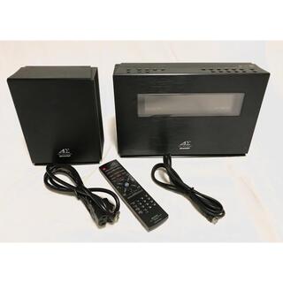 シャープ(SHARP)のSHARP シャープ SD-SG11-B ミニコンポ アンプ CD MD(その他)