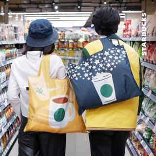 スターバックスコーヒー(Starbucks Coffee)のmamちゃん様専用 Starbucks X Loqi スタバ エコバッグ 海外(エコバッグ)
