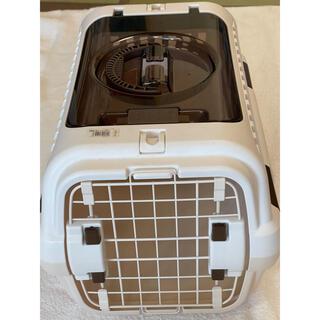 リッチェル(Richell)の キャンピングキャリーダブルドア Sサイズ 超小型犬(かご/ケージ)
