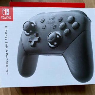 ニンテンドースイッチ(Nintendo Switch)の任天堂スイッチ Proコントローラー(家庭用ゲーム機本体)