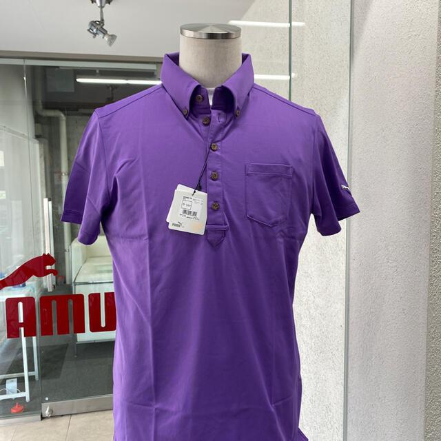 PUMA(プーマ)の(3L)pumaメンズゴルフポロシャツ3L スポーツ/アウトドアのゴルフ(ウエア)の商品写真