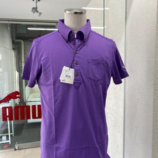 PUMA - (3L)pumaメンズゴルフポロシャツ